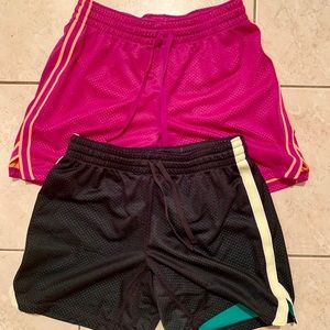 2 pairs of Danskin shorts size Small NWOT